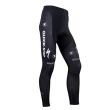 2014 QUICK STEP Thermal Fleece Cycling Pants Only Cycling Clothing