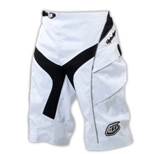 High Quality with Pad!White 2013 Troy lee designs TLD Moto Shorts Bicycle Cycling Shorts MTB BMX DOWNHILL Mountain biking Short Pants