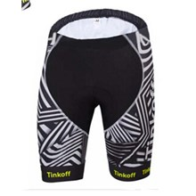2016 TINKOFF SAXO BANK Fluo Yellow Cycling Shorts Ropa Ciclismo Only Cycling Clothing cycle jerseys Ciclismo bicicletas maillot ciclismo