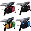 Roswheel Outdoor Cycling Mountain Bike Bicycle Saddle Bag Back Seat Tail Pouch Package Black/Green/Blue/Red