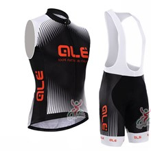 2015 ALE Cycling Maillot Ciclismo Vest Sleeveless and Cycling Bib Shorts Cycling Kits cycle jerseys Ciclismo bicicletas