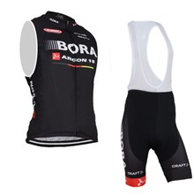 2016 BORA ARGON Cycling Maillot Ciclismo Vest Sleeveless and Cycling Bib Shorts Cycling Kits cycle jerseys Ciclismo bicicletas