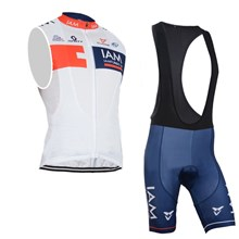 2016 IAM Cycling Maillot Ciclismo Vest Sleeveless and Cycling Bib Shorts Cycling Kits cycle jerseys Ciclismo bicicletas