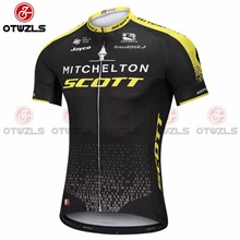 2018 SCOTT Cycling Jersey Ropa Ciclismo Short Sleeve Only Cycling Clothing cycle jerseys Ciclismo bicicletas maillot ciclismo