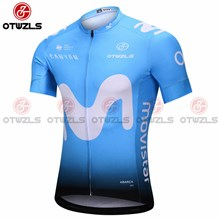 2018 MOVISTAR Cycling Jersey Ropa Ciclismo Short Sleeve Only Cycling Clothing cycle jerseys Ciclismo bicicletas maillot ciclismo