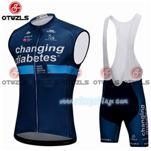 2018 NOVO NORDISK CHANGING DIABETES Cycling Maillot Ciclismo Vest Sleeveless and Cycling Shorts Cycling Kits cycle jerseys Ciclismo bicicletas
