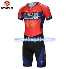 2018 BAHRAIN MERIDA Cycling Skinsuit Maillot Ciclismo cycle jerseys Ciclismo bicicletas