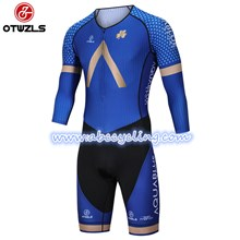 2018 AQUABLUE Cycling Skinsuit Maillot Ciclismo cycle jerseys Ciclismo bicicletas
