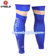 2018 AQUABLUE Cycling Leg Warmers bicycle sportswear mtb racing ciclismo men bycicle tights bike clothing
