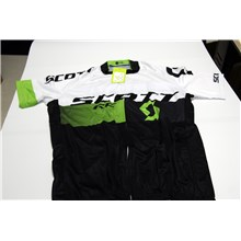 Scott short jersey(3XL) & bib short(XL) kit      size top 3XL short XL