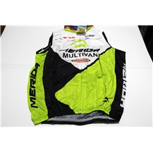 Merida cycling windproof vest ciclismo only      size S
